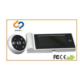 Outdoor Bell WIFI Door Viewer For Apartments / Wifi Peephole Camera For Front Door